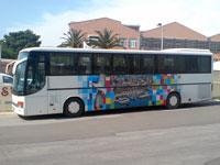 Oslikavanje autobusa