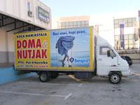 Oslikavanje kamiona