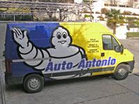 Oslikavanje vozila folijom za izrezivanje