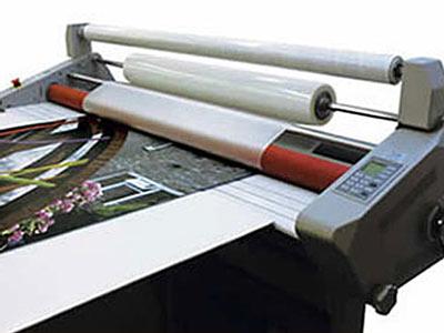 Plastificiranje naljepnica