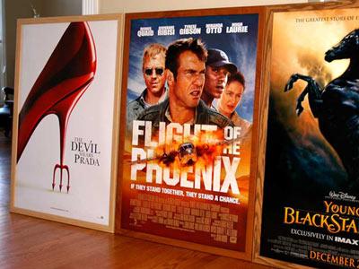 Uokvirivanje plakata